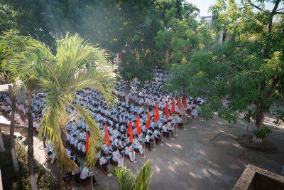 Hình ảnh lễ tổng kết năm học 2019-2020